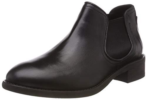Marc O\'Polo Chelsea, Damen Chelsea Boots, Schwarz (Schwarz 990),  41 EU  (7.5 UK)