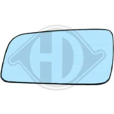 Diederichs 1805227 Spiegelglas Links