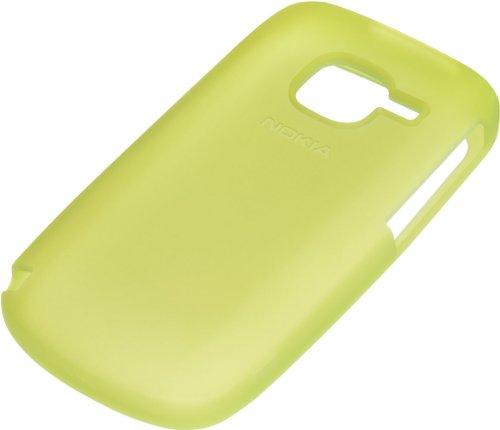 Nokia CC-1004 Silicone Handytasche für Nokia C3 lime grün