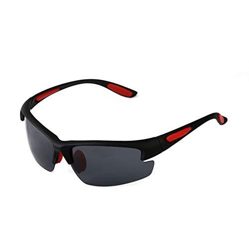 Yiph-Sunglass Sonnenbrillen Mode Sport Sonnenbrillen TR90 TAC Objektiv UV400 Schutz Fahren Radfahren Laufen Angeln Golf (Size : C2)