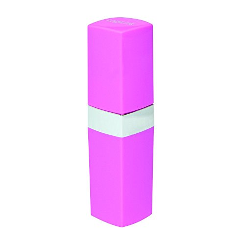 Foto LogiLink PA0129 Batteria supplementare Portatile, Design a Rossetto (2600 mAh), Colore: Rosa