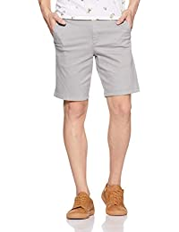 Amazon Brand - Symbol Men's Straight Fit Shorts