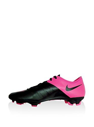 Nike Jr. Mercurial Victory V Fg, Chaussures de Football mixte enfant - schwarz - rosa