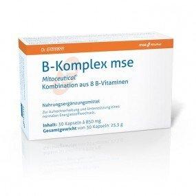 B-komplex-30 Kapseln (B - Komplex mse)