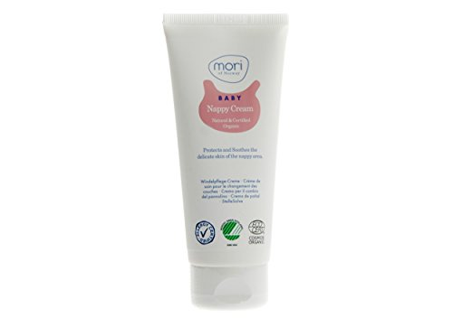 Mori of Norway Baby Cream | AllergyCertified • Bio • Ökolabel | Windelcreme & Wundsalbe Für Empfindliche Haut - 100 ml
