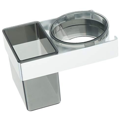 FLAMEER Colgador Plancha Secador sin Taladro Aluminio