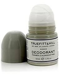 Truefitt & Hill Aluminium and Paraben Free Roll On Deodorant