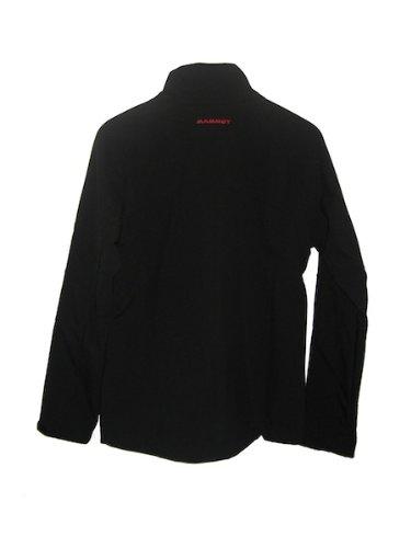 Mammut Damen Softshelljacke Triglav Jacket schwarz Jacke Schwarz