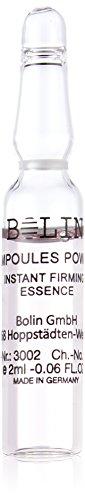 BOLIN Ampollas Serum Antiedad de 2ml x 10 packs - Firmeza Instantánea, Hidratación, Tersura Instantánea, Reducción de Arrugas - Fabricado en Alemania