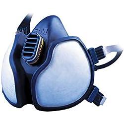 3M 4279 Macarilla con filtro integrados químicos, Certificado de seguridad EN