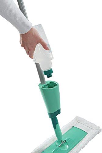 Leifheit 56499 Starter Set Care & Protect für geöltes/gewachstes Parkett und Laminat Básico para Par