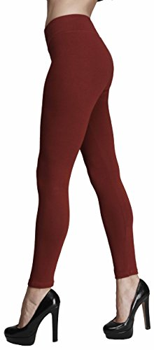 Seawhisper Damen Leggings Leggins Knöchellang 44 46 108 112 L XL (Ys Bio)