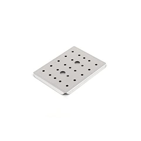 Vollrath 20600 Super Pan V, False Bottom for Steam Table Pan, 1/6 Size, USA Made