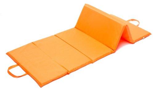 wohnling-r-gepolsterte-strandmatte-smari-160-cm-orange-strandmatratze-mit-tragegriff-reise-strandlie