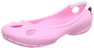 Chung Shi DUX Ballerina Kinder rosa 890087O, Mädchen Ballerinas, Pink (rosa), EU 32/33