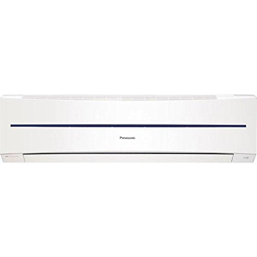 Panasonic CS-KC18RKY2 Split AC (1.5 Ton, 5 Star Rating, White)