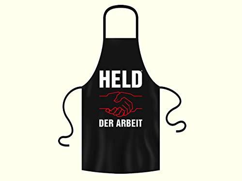 de Held der Arbeit Grillschürze | Ossi Artikel | für Ostalgiker | DDR Produkte ()