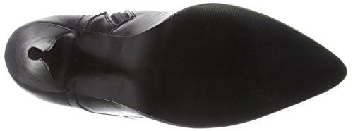 Pleaser Seduce-1020, Stivaletti Donna Nero (Blk Faux Leather)