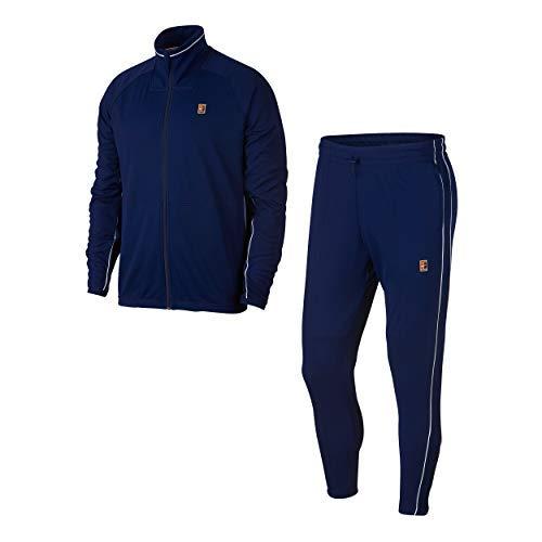 Nike Tracksuit Uomo, Blue Void Bianco, M