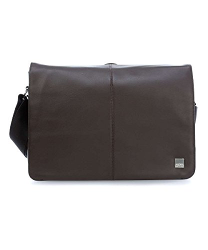 Knomo 154-112-BRN Bungo Expandable Messenger Tasche 39,62 cm (15,6 Zoll) braun