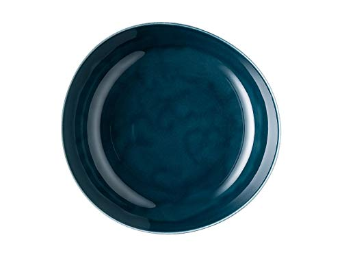 Rosenthal Studio + Selection Junto Ocean Blue Teller tief 25 cm Ocean Blue Teller
