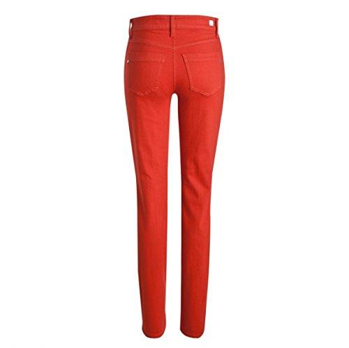 MCA - Jeans spécial grossesse - Femme Rouge - Rouge