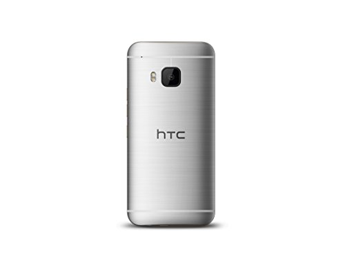 HTC One M9 Smartphone débloqué 4G (5 pouces - 32 Go - Android 5.0 Lollipop) Argent