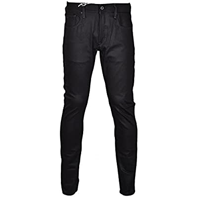 G-Star RAW Men's 3301 Slim-Black Jeans
