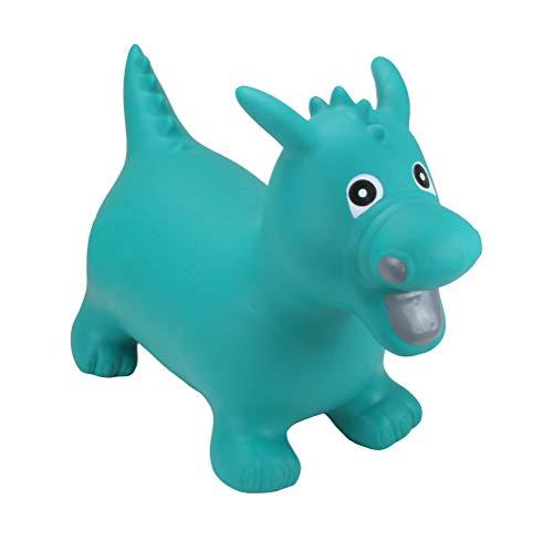 Happy Hopperz - Dinosaurio, color verde (HHZ11)
