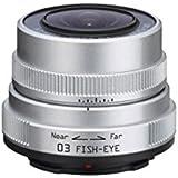 Pentax Objectif Fish-eye 3,2 mm f/5,6 pour Monture Q