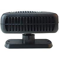 Calentador Y Calentador De Autos, Cerámica Automático, Ventilador Refrigeración Calefacción 12V, Desempañador 150W Para Ventana Frontal