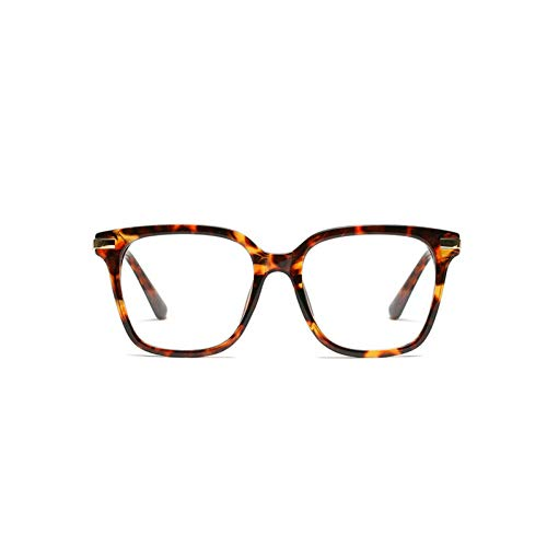 GBST Exquisite Stainless Steel Thin-Rimmed Glasses Frame Photo-Induced Gray Lens Goggles,A6
