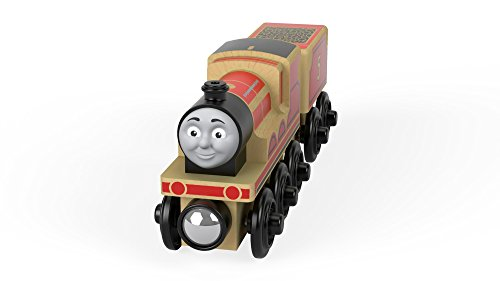 Thomas & Friends FHM40 Wood James, Thomas the Tank Engine Wooden Toy Engines, Toy Train, 3 Year Old