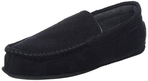 Isotoner Suedette Driving Moccasins, Chaussons Bas Homme