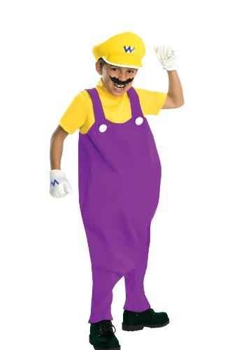 Rubies Kost-me 211754 Super Mario Bros. - Wario -