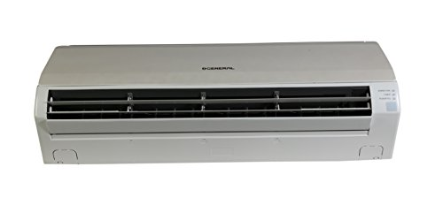 O General ASGA18FTTA-1.5 Hyper Tropical Wall Mounted Split AC (1.5 Ton, 5 Star Rating, White)