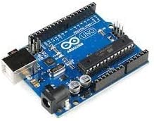 Uno R3 ATmega328P with USB Cable length 1 feet, Compatible with ATMEGA16U2 Arduino (Color may vary)