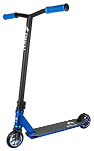 Chilli Pro 5100 Trottinette Freestyle Blue Stunt-Scooter 2014 integrated Deck