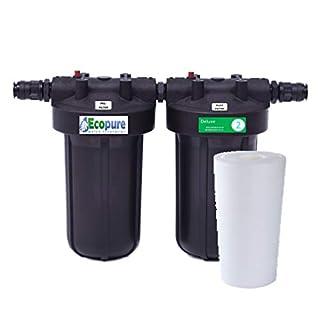 Aquatiere's Ecopure Pro 2 Wasserfilter für das ganze Haus