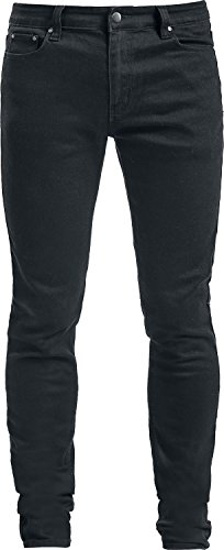 Gothicana by EMP Dark Nick (Skinny Fit) Jeans nero W34L34