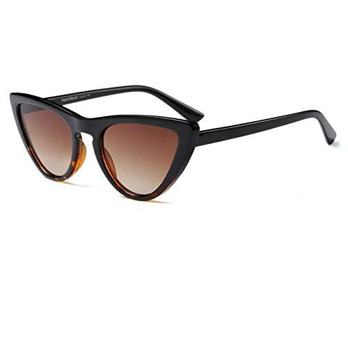 CHENGZI Frauen Kleine Cat Eye Rote Sonnenbrille Luxus Schwarz Weiße Sonnenbrille Damen Ein Stück...