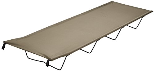 Field Cot detachable Mil-Tec olive ; Material: aluminium/Polyester