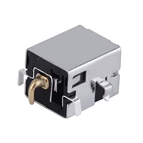 ower Jack-Anschluss DC Power Jack-Buchse Stecker-Anschluss Geeignet für ASUS Laptop K53E K53S Motherboard ()