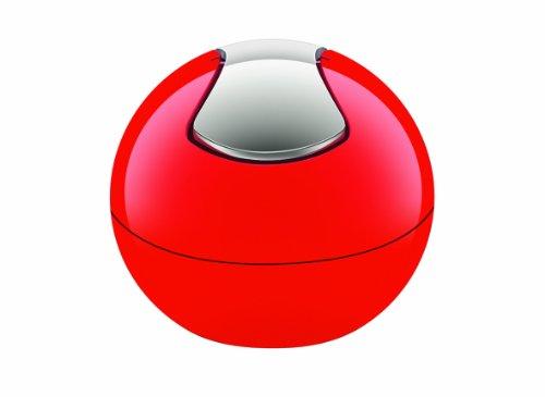 Spirella 10.14967 Bowl-Shiny rot Abfalleimer