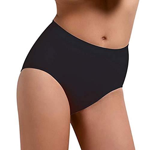 SENSI' 2 Slip Culotte Modellante Donna Intimo Senza Cuciture Traspirante Seamless Made in Italy