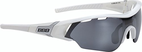 BBB Summit bsg-50Sports Cycling Glasses with Interchangeable Lenses–Unisex Adult, Unisex adult, Summit BSG-50