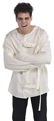 Asyl Verrückte Kostüm - amscan Adult Standard