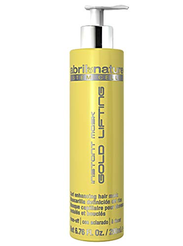 ABRIL ET NATURE INSTANT MASK GOLD LIFTING 200 ML