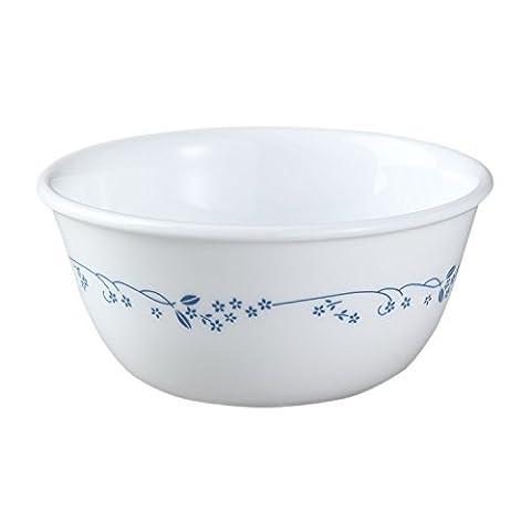 Corelle Livingware Provincial Blue 12 Ounce Dessert Bowl (Set of 4) by Corelle Coordinates