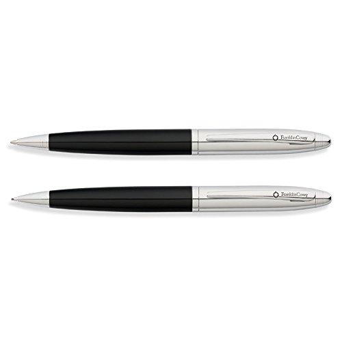 Cross Lexington Kugelschreiber/Drehbleistift Schreibgeräte Set schwarz/chrom
